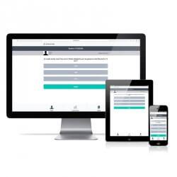Licence de vote virtuel Je lève la Main ''amphi'' 200 élèves (12 mois)