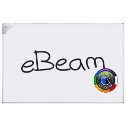 tableau interactif fixe eBeam Projection 122 x 150 cm